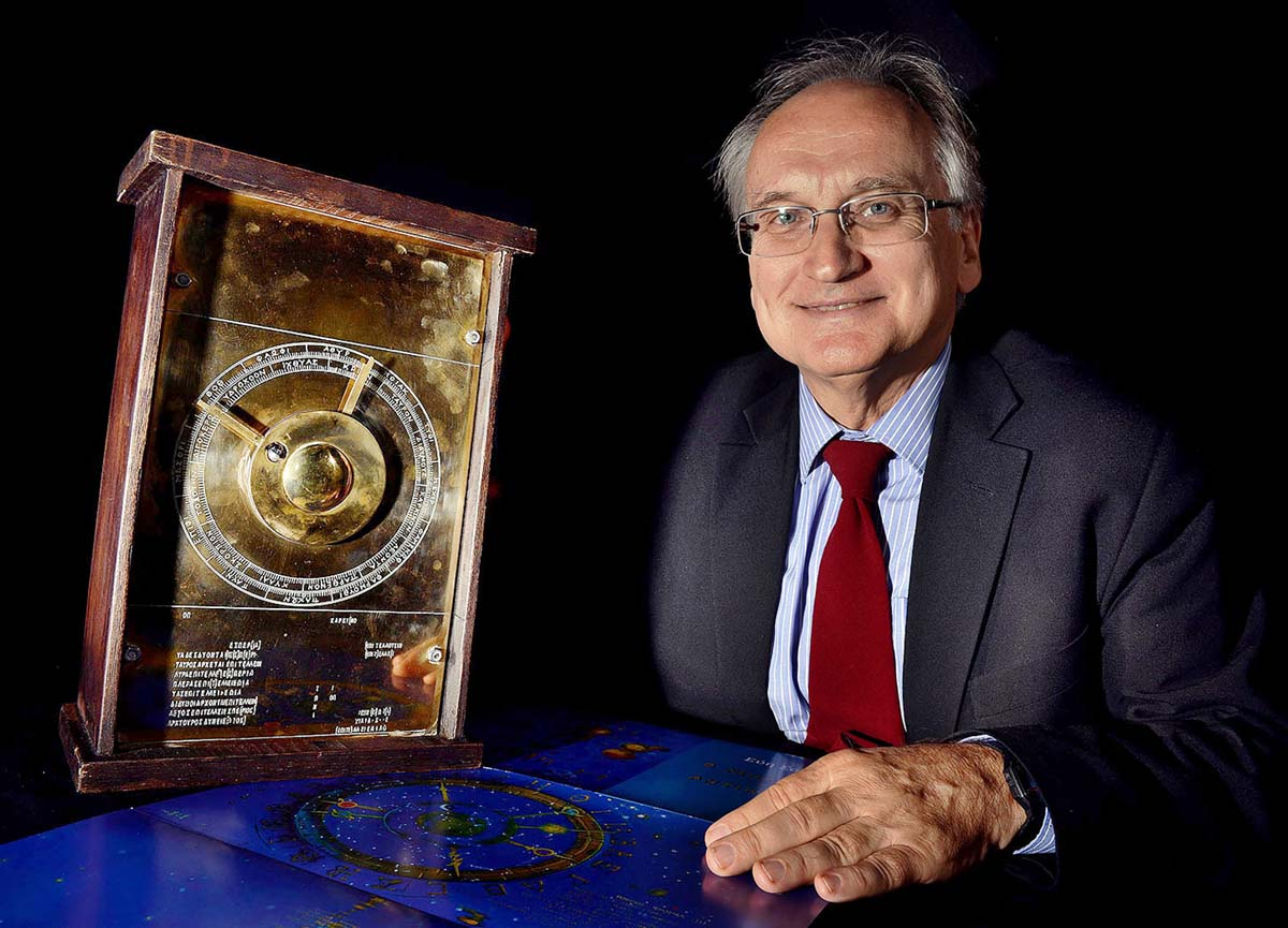 Antikythera Mechanism Lecture